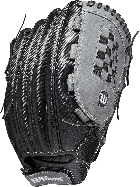 Wilson A360 Baseball Glove Black
