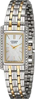 Women's Quartz Watch with Crystal Accents, EK1124-54D
