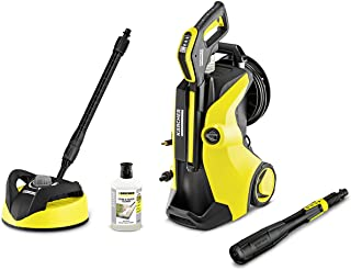 Karcher K 5 Premium Full Control Plus Home High Pressure Washer, 1.324-635.0, Yellow