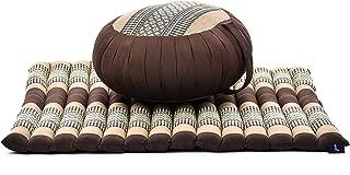 Leewadee Meditation Set: Zafu Cushion