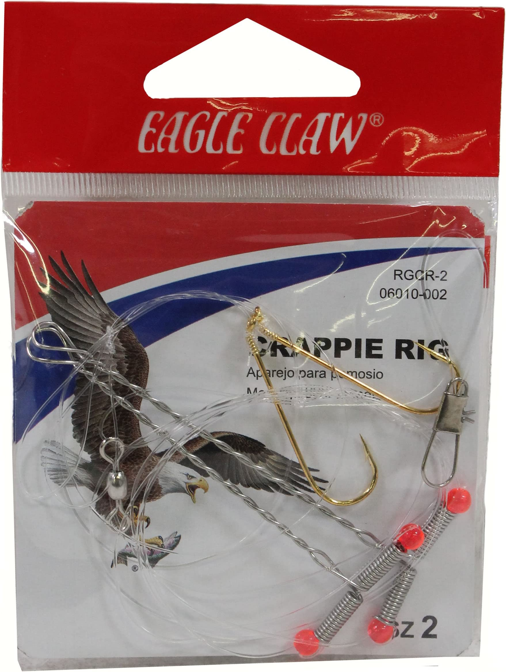 Bnm Mr38 Capps And Coleman Minnow Rig 0.375 Oz