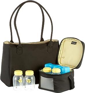Medela City Style Breast Pump Bag - Brown