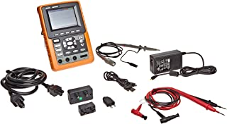 Owon HDS1021M Series HDS Handheld Digital Storage Oscilloscope and Digital Multimeter, 20MHz, Single Channel, 100MS/s Samp...