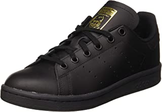 adidas - Stan Smith J Noir-Or