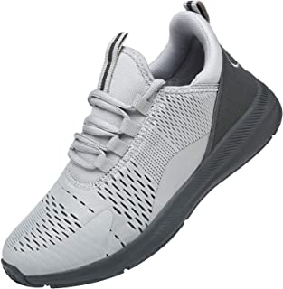 KOUDYEN Basket Homme Femme Chaussures de Course Running Sport Leger Respirant Trail Gym Fitness Sneaker