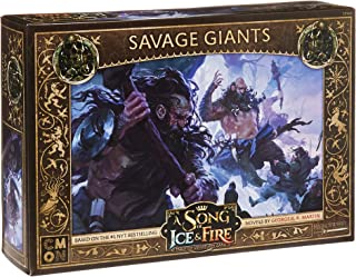 A Song of Ice & Fire: Free Folk Savage Giants