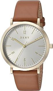 DKNY Women's NY2613 Minetta Analog Quartz Brown Watch