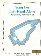 Song for Left Hand Alone: Piano Solo