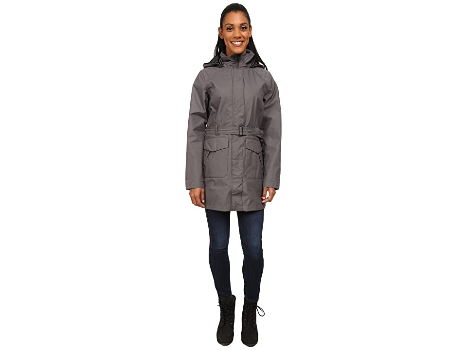 The North Face Elsey Parka (Graphite Grey Heather (Prior Season)) Women