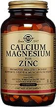 Solgar – Calcium Magnesium Plus Zinc, 250 Tablets