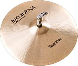 Istanbul Mehmet Cymbals Traditional Series HHL12 12-Inch Light Hi-Hat Cymbals