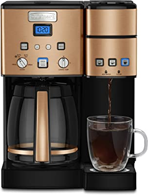 Cuisinart SS-15CP Coffeemaker, 12 Cup, Copper