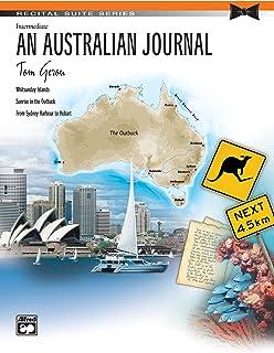 An Australian Journal: Sheet (Recital Suite Series)
