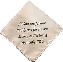 mother of the groom handkerchief poem