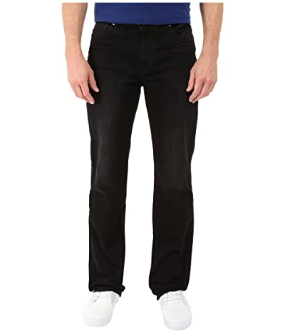 Calvin Klein Jeans Straight Fit (Worn In Black) Men