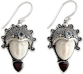 Best garnet chandelier earrings Reviews