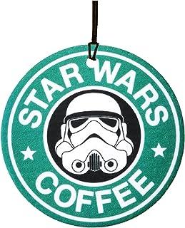 Ali Air Freshener Star Wars Coffee Auto Lufterfrischer