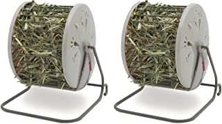 Living World Hay Feeding Station for Pets (2 Pack)