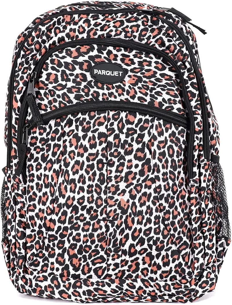 School Backpack Adjustable Max ! Super beauty product restock quality top! 62% OFF Padded Main Straps Large Compartmen