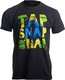 Tap, Snap, or Nap   Brazilian Jiu-Jitsu, BJJ Jiu Jitsu Brazil Unisex T-Shirt