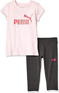 PUMA Little Girls' Legging Set