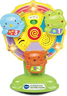 VTech Lil' Critters Spin and Discover Ferris Wheel (French Version)