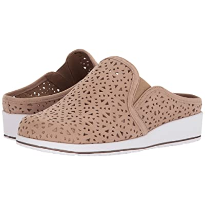 Walking Cradles Freedom (Light Taupe Perfed Nubuck) Women