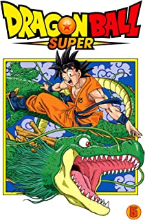 Fantasy Manga: Dragon Ball Super volume 5 (English Edition)