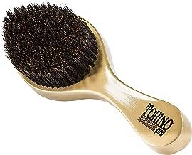 Torino Pro Wave Brush #970 By Brush King - Medium Hard Curve 360 Waves Brush - Great for Wolfing (360 Waves Brushes)