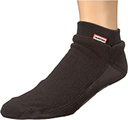 Hunter - Original Ankle Boot Sock Fitted Fleece