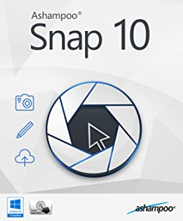 Ashampoo Snap 10 - Screenshot and Video Capture [Download]
