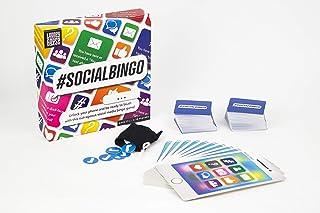 Professor Puzzle SOCIAL BINGO - The Original Social Media Bingo Game Set, Fun Social InterActive Party Game, Get Ready to ...