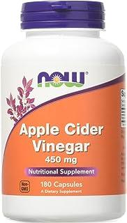 Now Foods Apple Cider Vinegar 750 mg 180 Tablets
