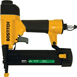 BOSTITCH SB-2IN1 2-In-1 Narrow Crown Stapler/18-gauge Brad Nailer