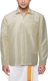 VARASIDDHI SILKS Men's Casual Shirt