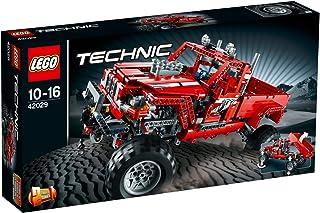 LEGO Technic - Vehículo de Juguete, Color Rojo