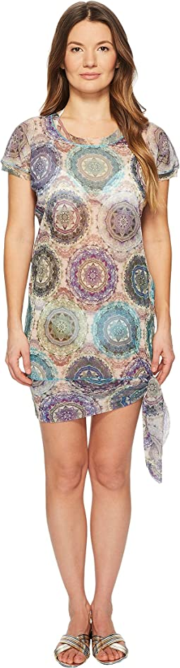 FUZZI - T-Shirt Dress Cover-Up