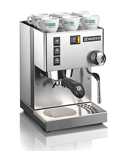 Rancilio Silvia Espresso Machine Espresso and Cappuccino Maker