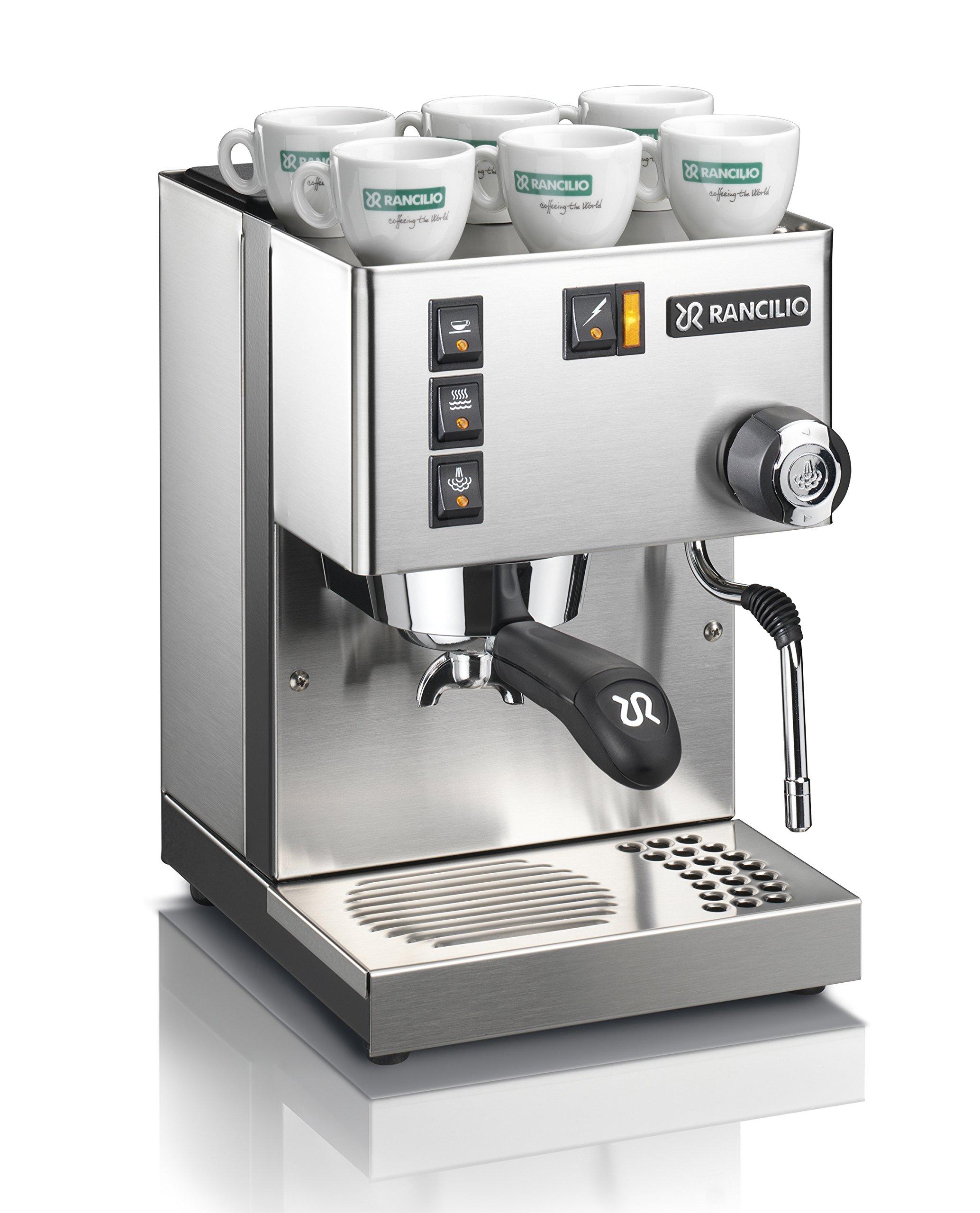 Rancilio Espresso Machine Stainless 13 4 Inch