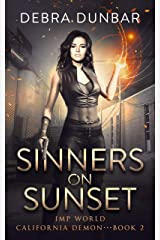 Sinners on Sunset: An Imp World Urban Fantasy (California Demon Book 2) Kindle Edition