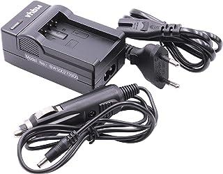 vhbw Cargador Compatible con Kodak EasyShare DX6340 Z650 Z700 Z740 Baterías de Cámara Deportiva Digital Videocámara DSLR