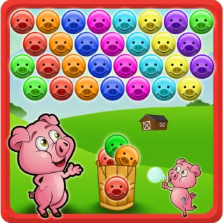 Pig Bubble Shooter
