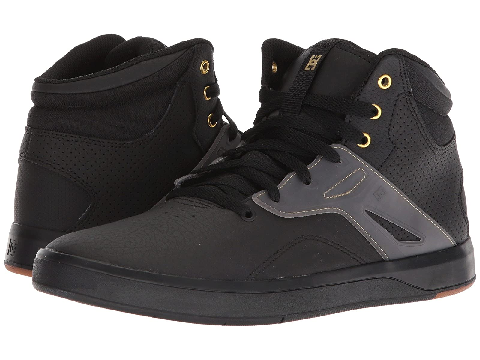 DC Frequency HighAtmospheric grades have affordable shoes