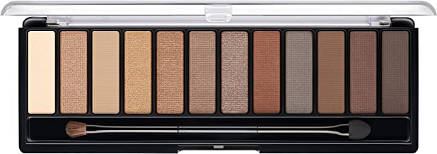 Rimmel Magnif'eyes Eye Palette, Nude Edition, 1 Count