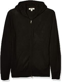Amazon Brand - Goodthreads Men's Merino Wool/Acrylic Fullzip Hoodie Sweater