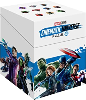 Universo Marvel. Fase 2 (Paquete Especial) [Blu-ray]