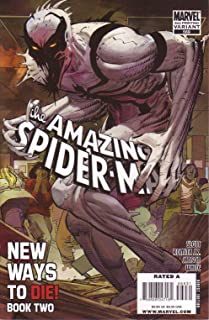 The Amazing Spider-man 569 2nd Print Variant