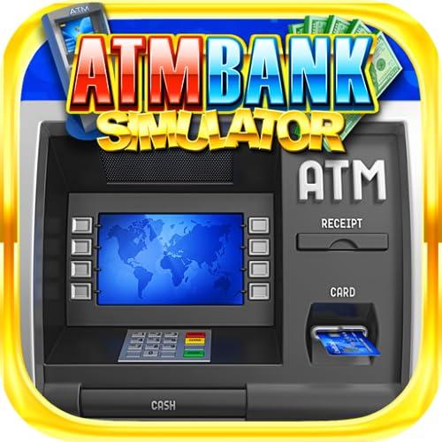 ATM & Bank Teller Learning Games - Kids Credit Card, Money & Cash Games FREE