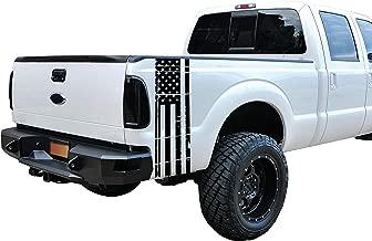 2x 5.0L PERFORMANCE sticker vinyl car decal red-white