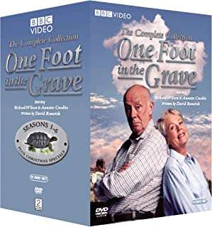 One Foot in the Grave: The Complete Series (DVD)